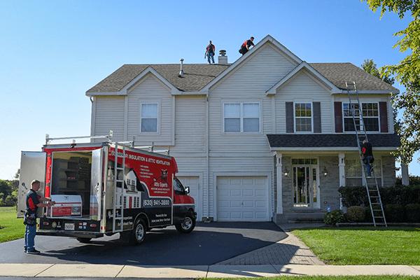 Roof Vent Installation Contractors Image