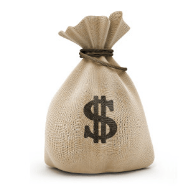 money bag image